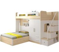 高低床多功能组合儿童床双层